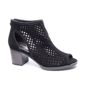 NEW Dirty Laundry Black Tessa Ankle Bootie